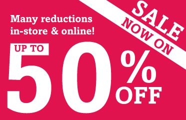 Sale Now On - Save Up To 50%