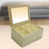 See more information about the Premier Compact Jewellery Box