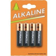 See more information about the 4 Pack Duracell AA Batteries