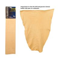 See more information about the Pro Large Chamois Leather