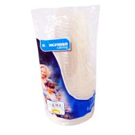 See more information about the Kingfisher Plastic Half Pint Tumblers (Pack 15)