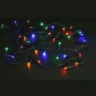 See more information about the 240 LED Multicolour Indoor Animated Chaser Fairy Lights Mains 16m