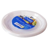 See more information about the Kingfisher Plastic Plates 8.5 inch (Pack 12)