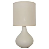 See more information about the Teardrop Table Lamp Cream