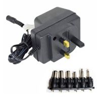 See more information about the Status Universal AC/DC Mains Adaptor