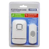 See more information about the Status Door Chime-Plug In Cable Free