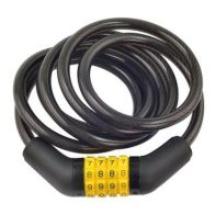 See more information about the Rolson Combination Bike Lock 10 x 1800mm