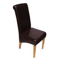 See more information about the London Dining Chair Brown