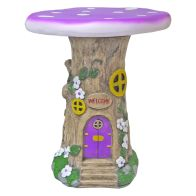 See more information about the Magical Garden Table Purple