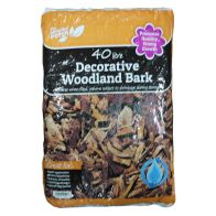 See more information about the Growing Patch Decorative Woodland Bark (40 Litre)