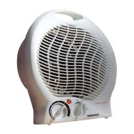 See more information about the Daewoo Upright 2000 Watt Fan Heater With Thermostat Control