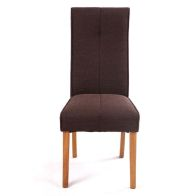 See more information about the Chocolate Brown Dining Chair