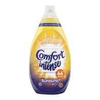 See more information about the Comfort Intense Fabric Conditioner Sunburst 64 Washes 960ml