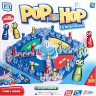 See more information about the Games Hub Pop And Hop Board Game