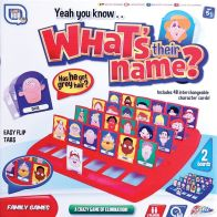 See more information about the Games Hub What's their Name Board Game