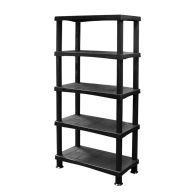 See more information about the 5 Tier Home DIY Storage Shelving System