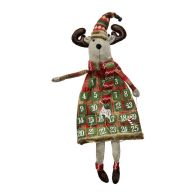 See more information about the Reindeer Christmas Calendar 67cm
