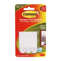 See more information about the 3M Command Medium Damage-Free Hanging Picture Strips