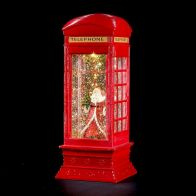 See more information about the LED Red Post Box With Santa Decorative Christmas Light