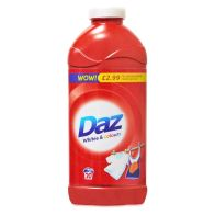 See more information about the Daz Liquid Whites & Colours 20 Wash 1L