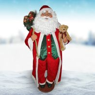 See more information about the Santa Dancing And Music Figure 150cm
