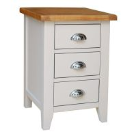 See more information about the Elsing Pine 3 Drawer Bedside