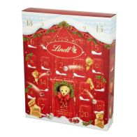 See more information about the Lindt Chocolate Teddy Advent Calendar 250g
