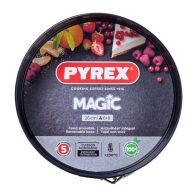 See more information about the Pyrex Magic 26cm Spring Form Cake Tin