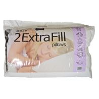 See more information about the Easy Comfort Extra Fill Pillow Pair