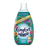 See more information about the Comfort Fabric Conditioner Secret Paradise 64 Washes