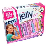 See more information about the Grafix Girls Life Style Fashion Jelly Art