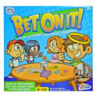 See more information about the Bet On It Game Of Chance & Challenge & Confidence