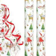 See more information about the 4m Whimsical Christmas Wrap