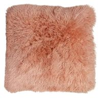 See more information about the Jumbo Pink Shaggy Faux Fur Cushion 66 x 66cm
