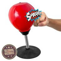 See more information about the Global Gizmos Desk Top Punching Bag