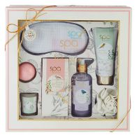 See more information about the The Ultimate Home Spa Beauty Gift Set Botanique Fragrance