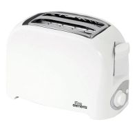 See more information about the Fine Elements Plastic 2 Slice Toaster - White