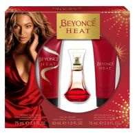 See more information about the Beyoncé Heat 3 Piece Gift Set