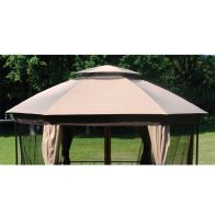 See more information about the Kensington Gazebo Replacement Cover