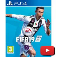 See more information about the FIFA 19 - PS4 Game