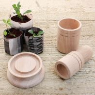 See more information about the Paper Pot Maker For Grow Your Own Seedlings