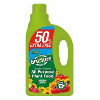 See more information about the Westland Gro Sure All Purpose Plant Food 1Ltr 50% Free