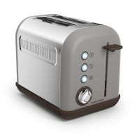 See more information about the Morphy Richards Accents 2 slice Toaster - Pebble