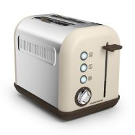 See more information about the Morphy Richards Accents 2 Slice Toaster - Sand