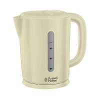 See more information about the Russell Hobbs 1.7 Litre Darwin Kettle 2.2KW - Cream