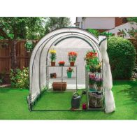 See more information about the Jumpking Garden Grow Your Own 6 x 4ft Greenhouse