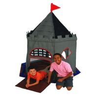 See more information about the Jumpking Bazoongi Special Edition Kids Play Tent Knights Castle