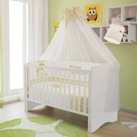 See more information about the Kudl Kids Cot Bed White