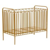 See more information about the Kudl Metal Baby Cot Gold