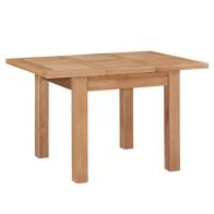 See more information about the Cotswold Extending Rectangular Dining Table Medium (1.4m to 1.8m)
